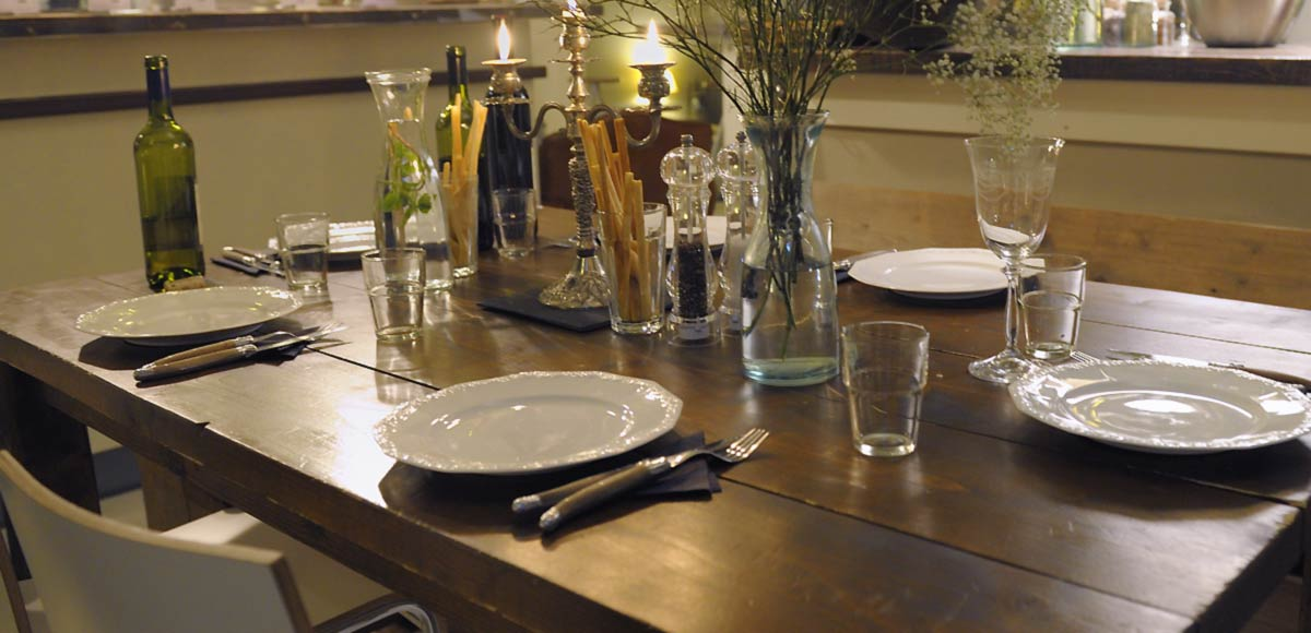 candlelight dinner und kochen bei ihnen zu hause gaumenschmeichlereien olaf b hlke. Black Bedroom Furniture Sets. Home Design Ideas